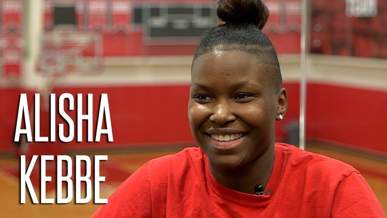 Inside WBB: Alisha Kebbe