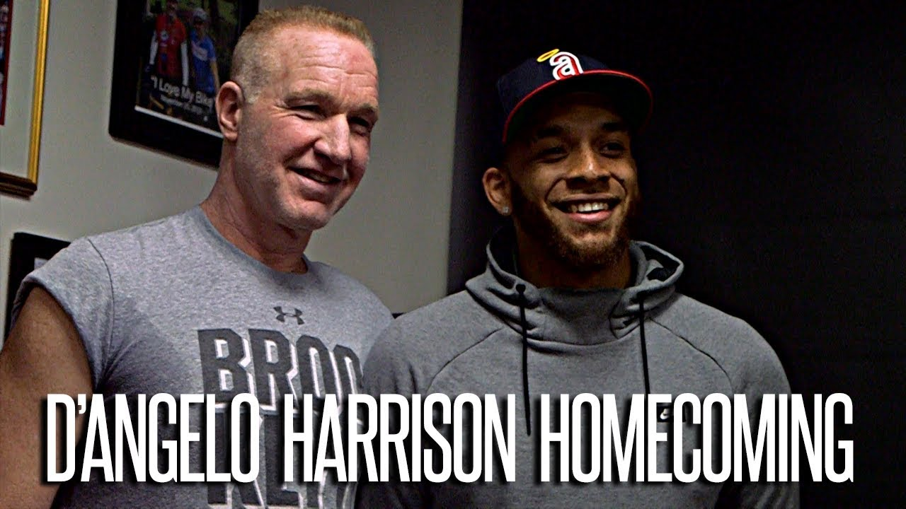 D'Angelo Harrison Homecoming
