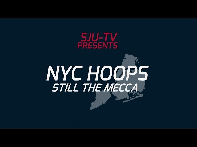 NYC Hoops: Still the Mecca