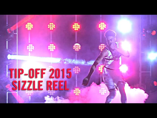St. John's Red Storm Tip-Off Sizzle Reel (2015-16)