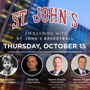 An Evening with St. John's Basketball